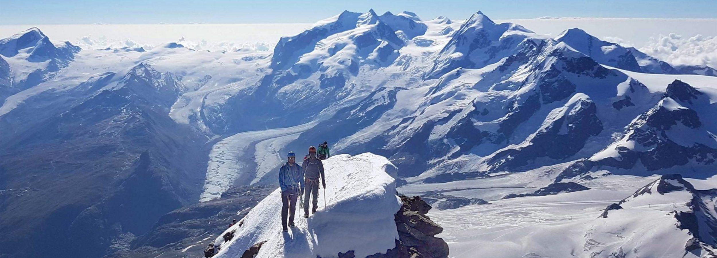 devenir guide de haute montagne