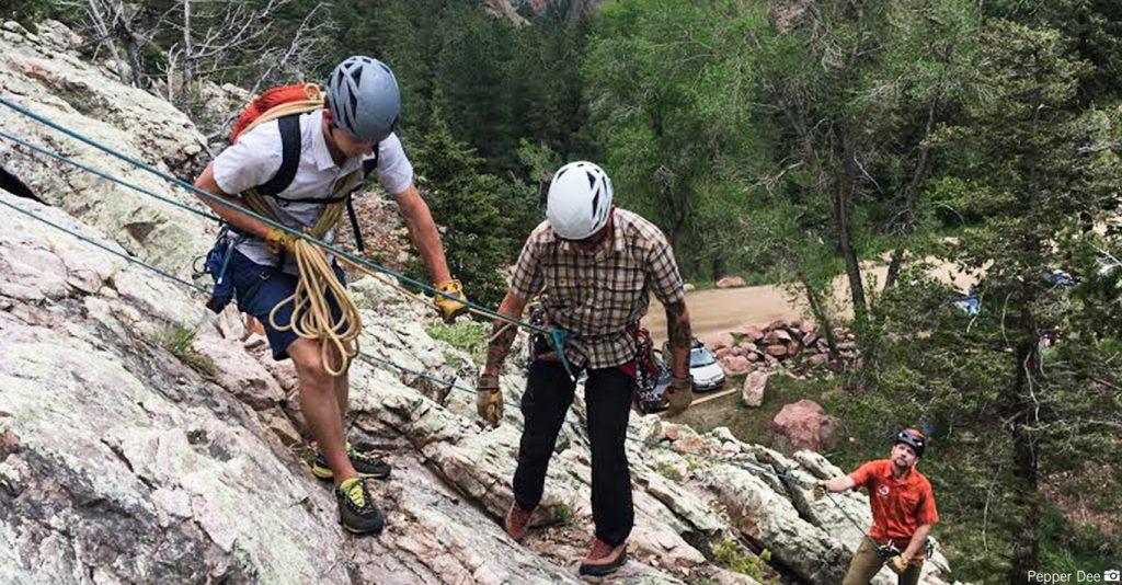 métier guide de haute montagne