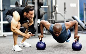 devenir préparateur physique