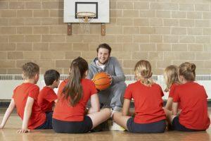 devenir professeur de sport