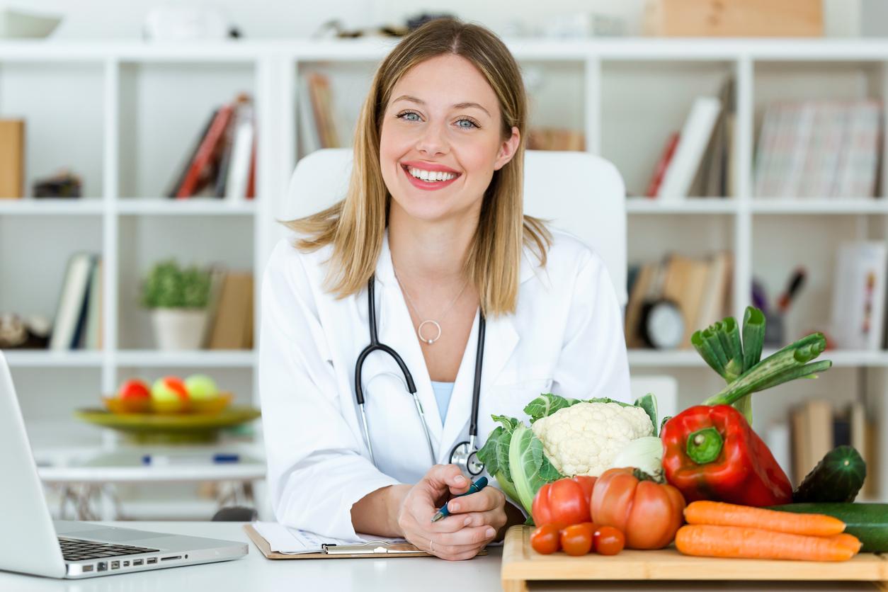 diététicien nutritionniste sportif